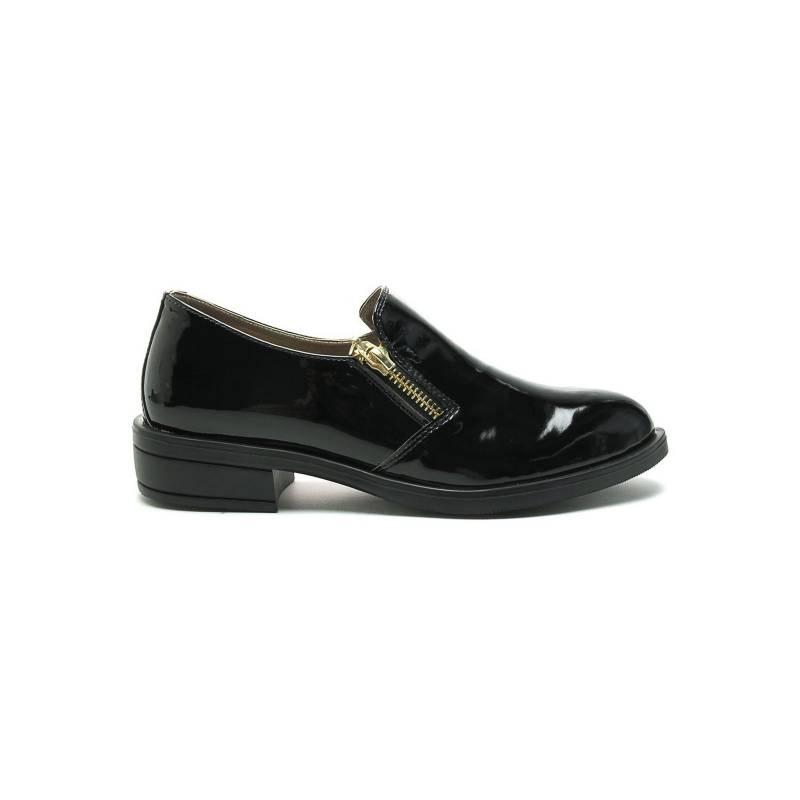 Tellenzi - Zapato Dama Negro Tellenzi 1308
