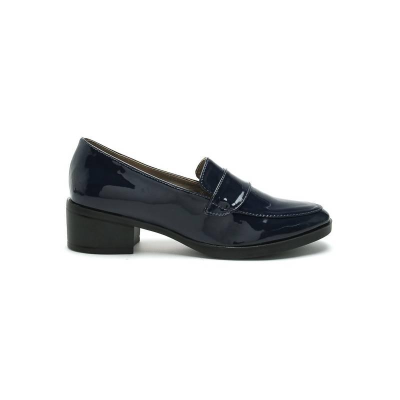 Tellenzi - Zapato Para Dama Azul Tellenzi 1300