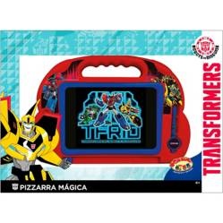 Transformers - Pizarra Magica Transformers