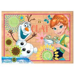 Rompecabezas 24 Piezas Frozen