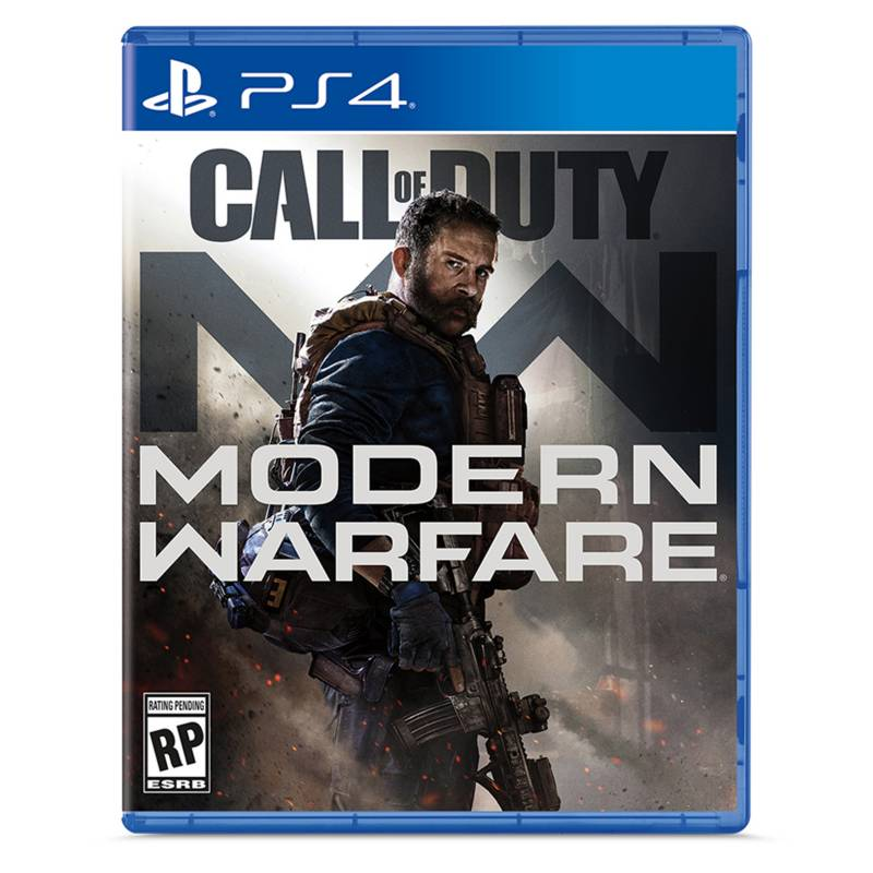 Activision - Call of Duty Modern Warfare PS4