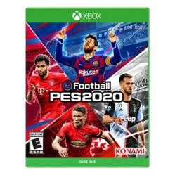 Pro Evolution Soccer 2020 Xbox One