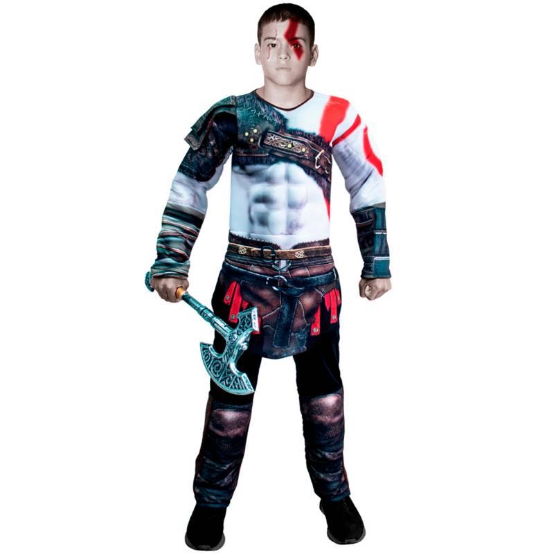Fantastic Night - Disfraz Kratos God Of War