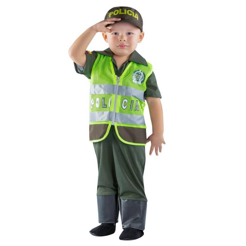 Fantastic Night - Disfraz policía