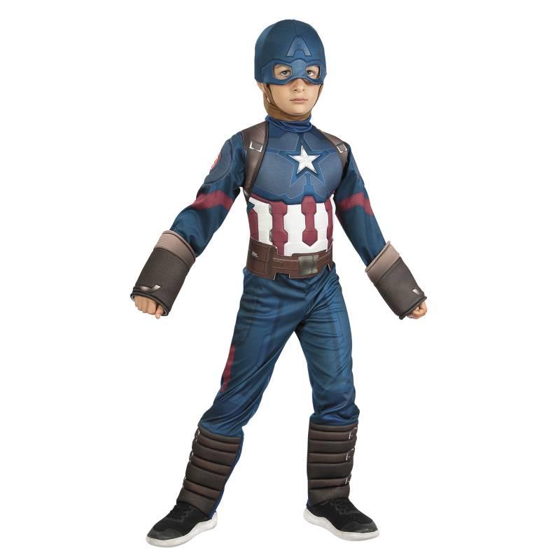 Marvel - Disfraz Capitán América Endgame