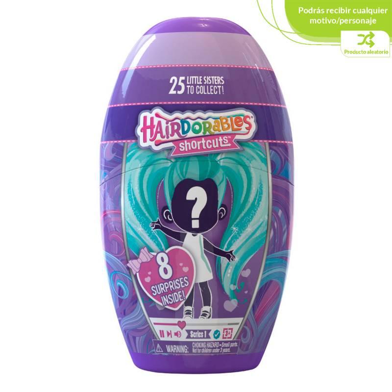 Hairdorables - Hairdorables Hermanitas Surt