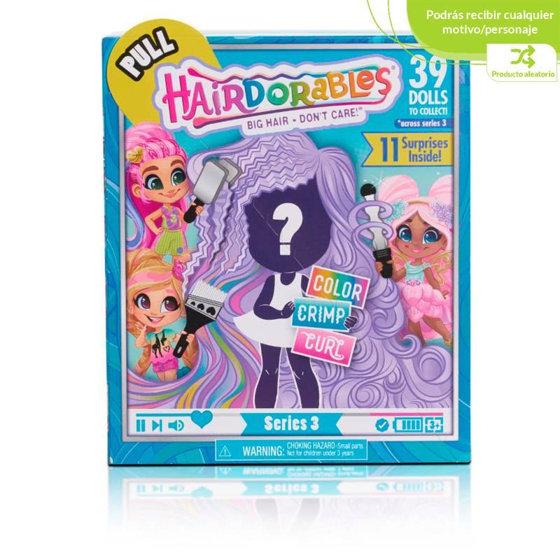 Hairdorables - Hairdorables S3 Muñeca x1