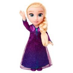 Frozen - Muñeca Elsa con sonidos