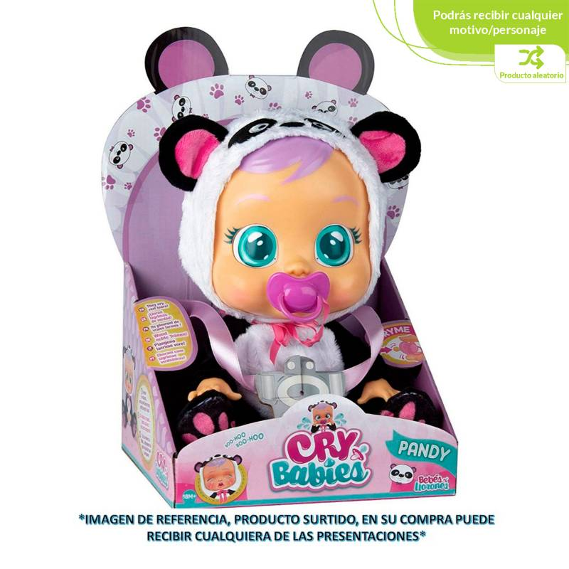 Cry Babies - Cry Babies Surtido Serie 3 Surt