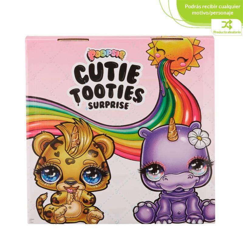 Poopsie - Poopsie Cutie Tooties Sorpresa x1 Pdq W2 Surt