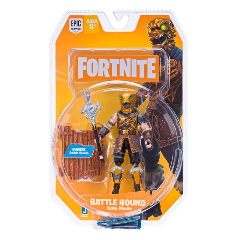 Fortnite - Fortnite S2 Figura Pose Sabueso de Combate x1