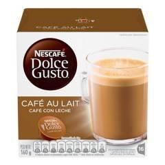 Nescafé Dolce Gusto - Cápsulas Nescafé Dolce Gusto Café con Leche - Au Lait