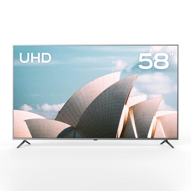 JVC - Televisor JVC 58 pulgadas LED 4K HDR Smart TV