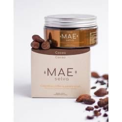 Mae Selva  - Exfoliante de café y panela-Aroma cacao