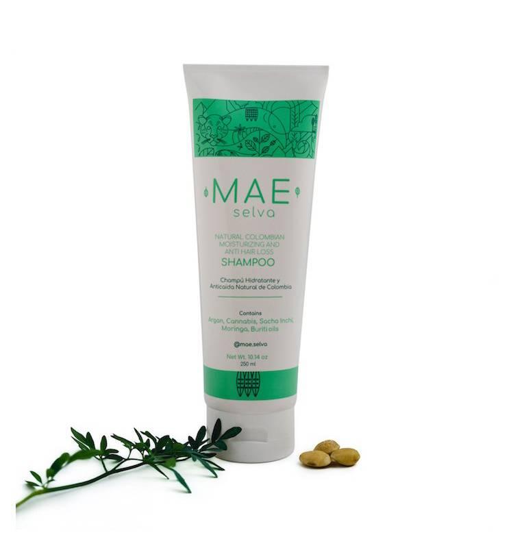 Mae Selva  - Shampoo anticaída 100% natural