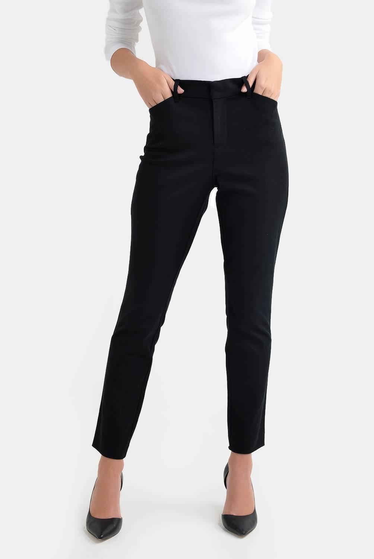 GAP - Pantalón Recto Mujer Gap