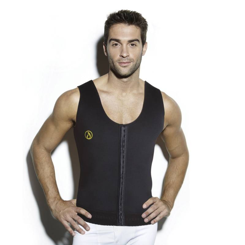THERMO SHAPERS - Chaleco térmico reductor para hombre
