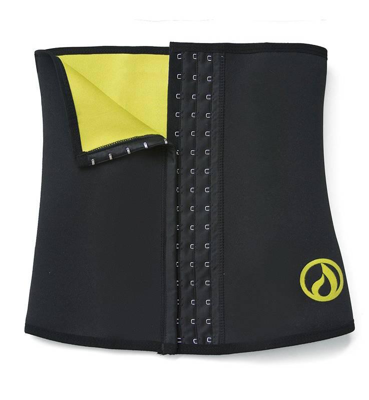 THERMO SHAPERS - Cinturilla con broches para Dama térmico reductora