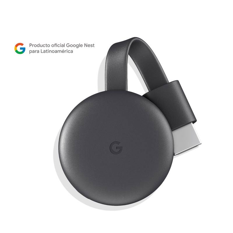 Google Inc - Google Chromecast 3