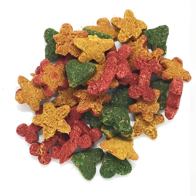 Natural Toys - Gomitas Surtidas De Fibra Y Proteina Natural 1 Kl