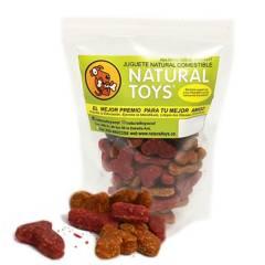 Natural Toys - Gomitas con omega y fibra natural Para Gato 200 Gr