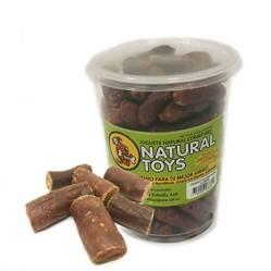 Natural Toys - Chorizos De Carne Deshidratada Natural 1lb