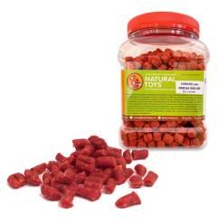 Natural Toys - Cabanos de carne con omega natural para gato 1 lb