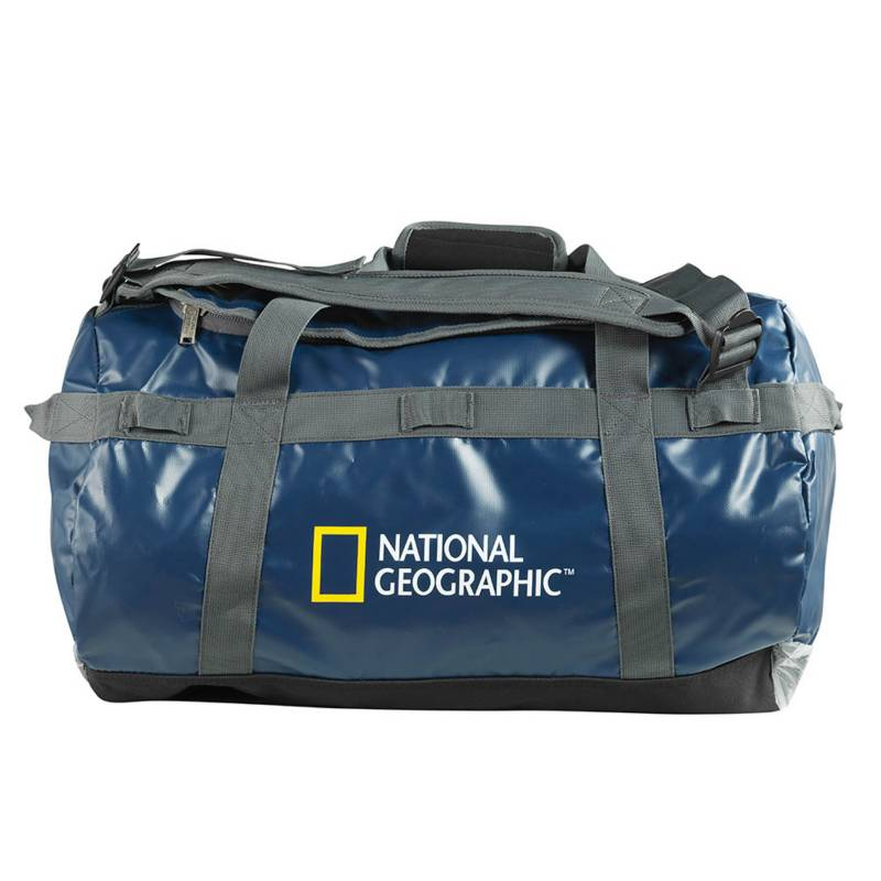 National Geographic - Bolso Travel Duffle 50 L Azul