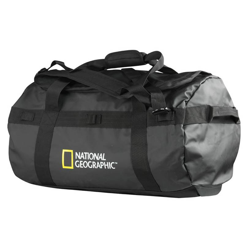 National Geographic - Bolso Travel Duffle 80 L Negro