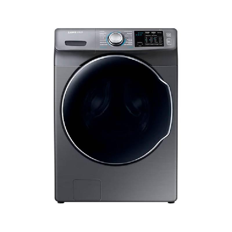 Samsung - Lavadora Secadora Samsung Eléctrica 18 kg WD18N7200KP/CO