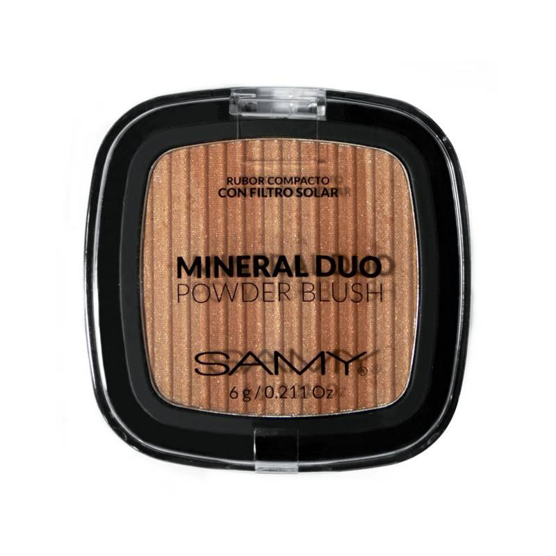 Samy Cosmetics - Rubor Dúo Con Espejo N 3