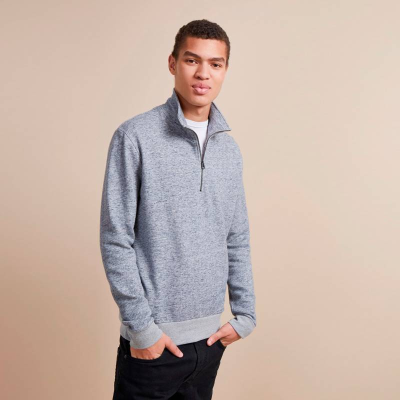 French Connection - Sweater Winning Sweat Gris