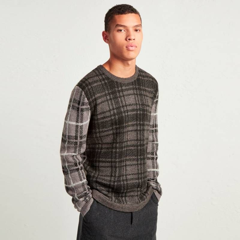 French Connection - Sweater Superfine Gris