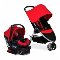 Coche Travel System Bagile