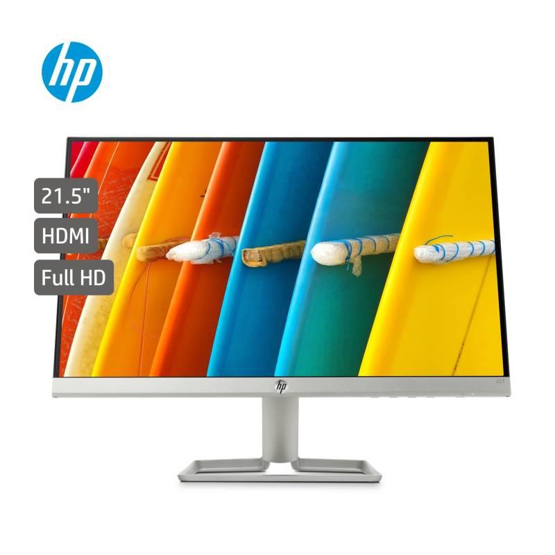 HP - Monitor para PC HP 21.5 pulgadas Full HD