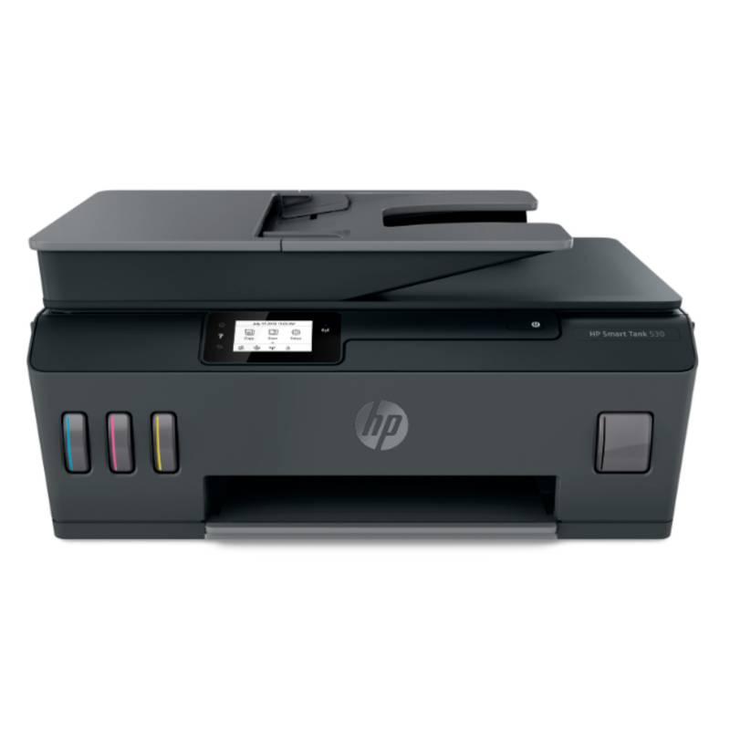 HP - Impresora Multifuncional Táctil y Wifi con Tanque de Tinta Smart Tank Hp 530