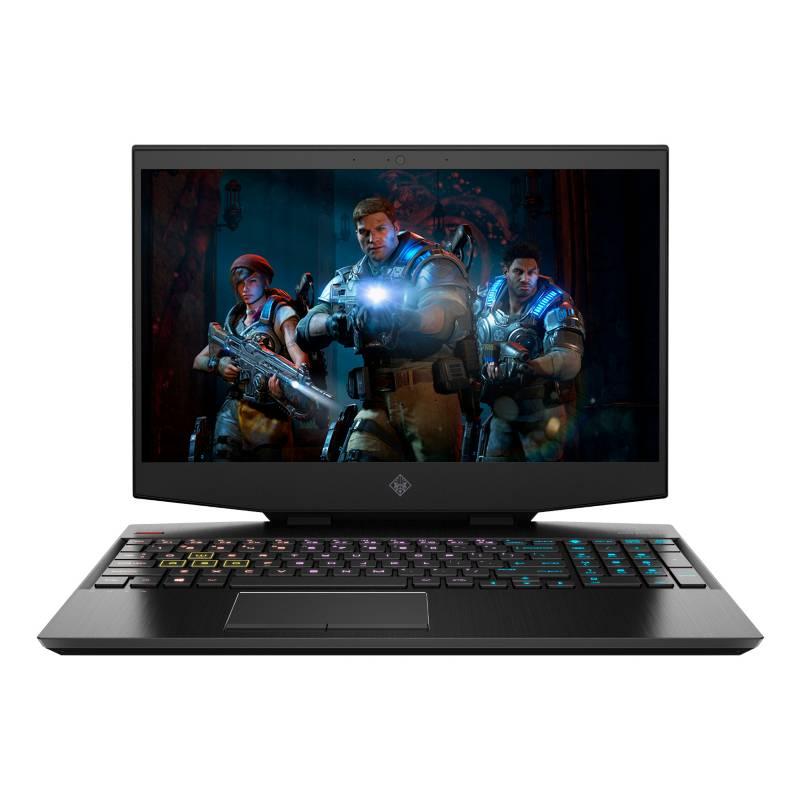 HP - PC Gamer HP Omen 15-dh0005la 15.6 pulgadas Intel Core i7 16GB 512GB NVIDIA® GeForce® RTX 2070 (8 GB GDDR6 dedicada)