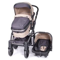 eBaby - Coche Travel System Tainy Deluxe