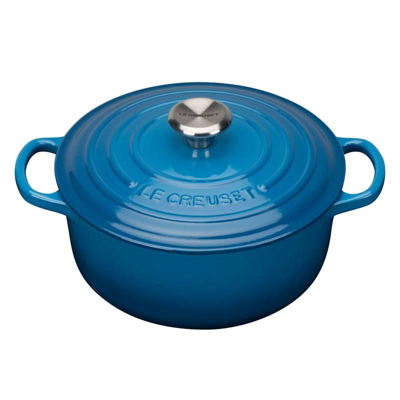 Le Creuset - Cocotte 20 cm Azul Marseille