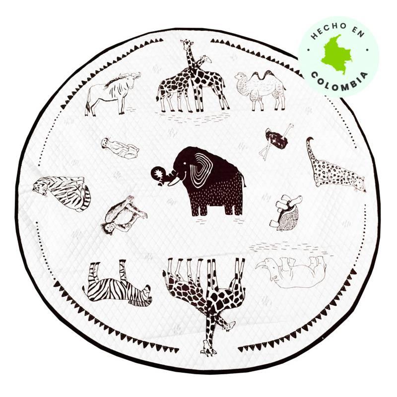 Mica Kids - Tapete Playmat 134 cm Zoo