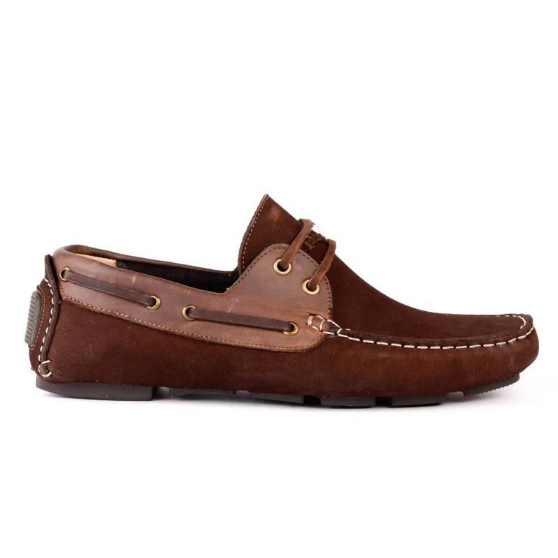 San Polos - Zapatos Casuales 3020 Café