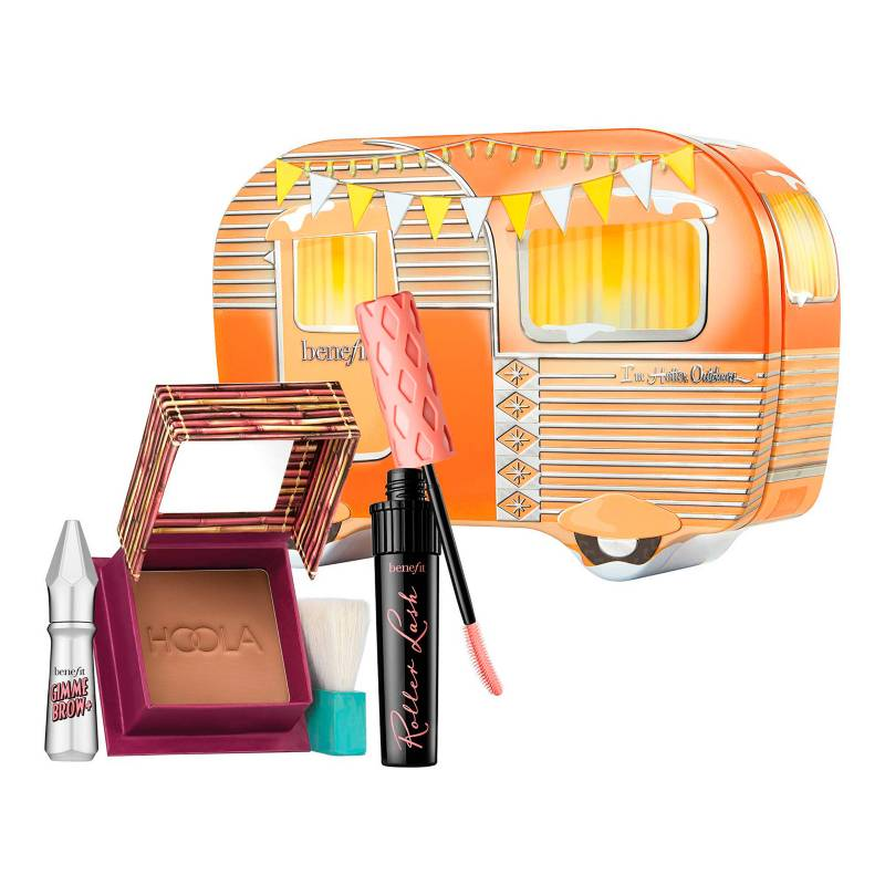 Kit de maquillaje I'm hotter outdoors