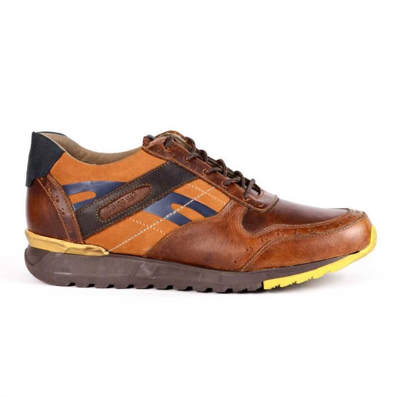 San Polos - Zapato Casual para Hombre San Polos 3303 Miel