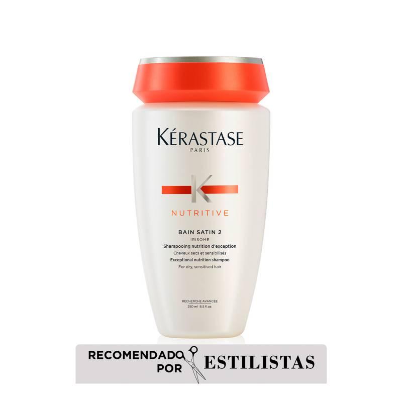 Kerastase - Shampoo Satin 1 - 250 ml Nutrición cabello normal a seco