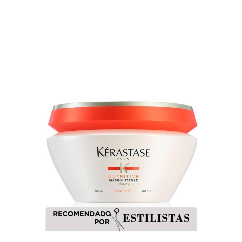 Kerastase - Mascarilla Masquintense 200 ml Cabellos muy Secos y sin Brillo