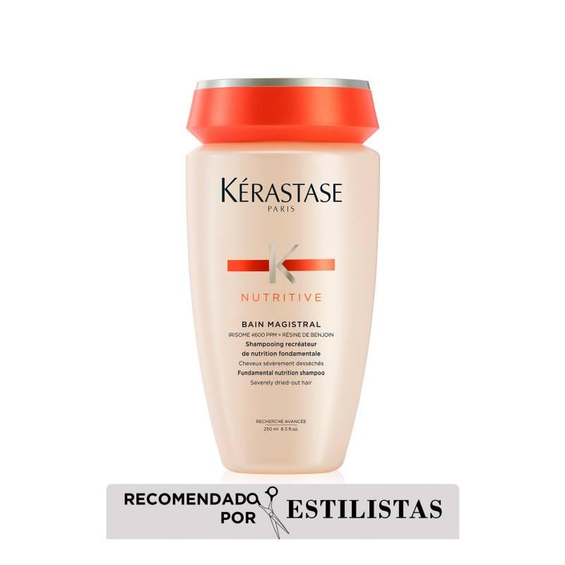 Kerastase - Shampoo Magistral Nutritive250ml: Nutrición profunda pelo seco