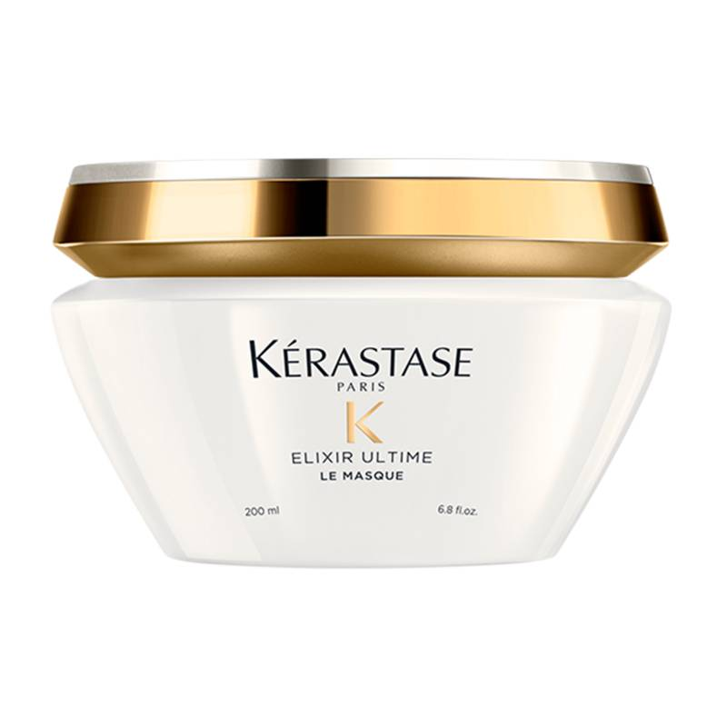 Kerastase - Mascarilla Elixir Ultime 200ml Cabello con brillo intenso