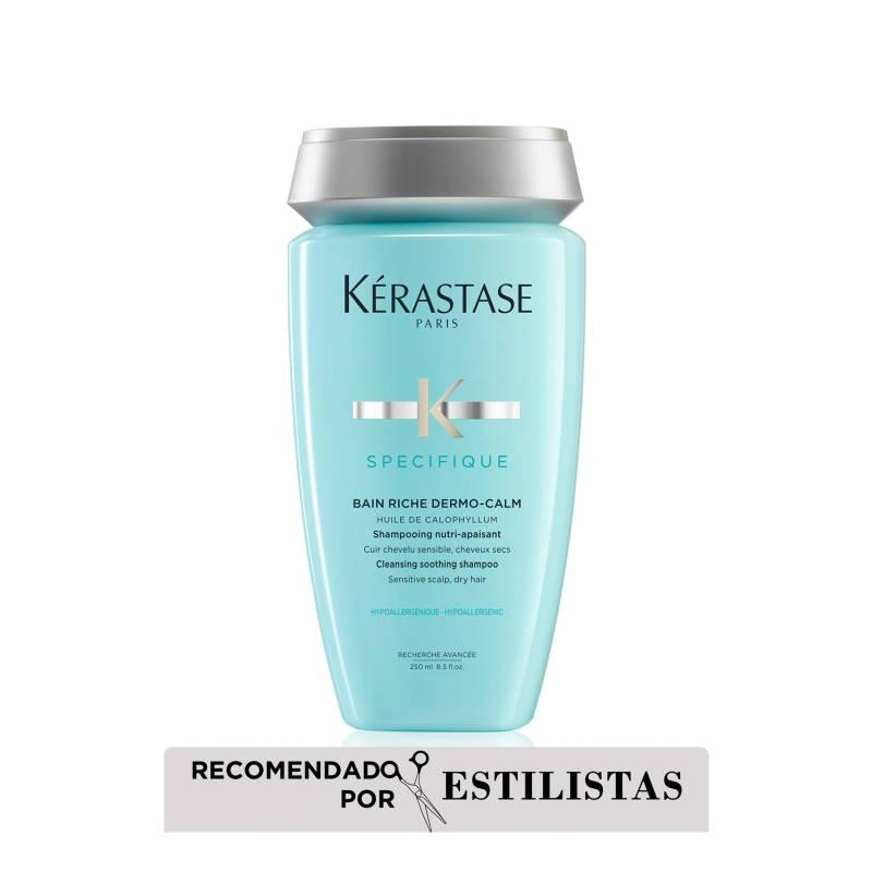Kerastase - Shampoo VitalDermoCalm 250 ml: Cuero cabelludo irritado y seco