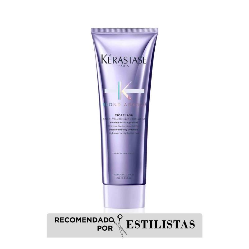 Kerastase - Acondicionador BlondCicaflash 250 ml cabellos decolorados