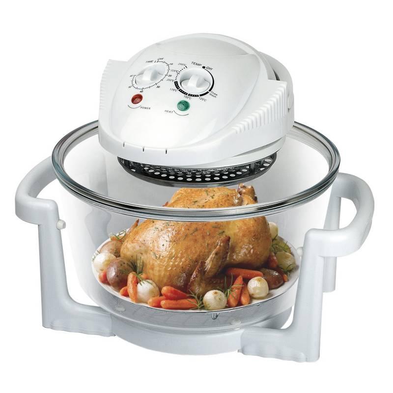 Chef Master - Horno Tostador y Asador Convection Oven